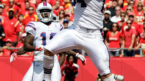 Sit 'em – Scott Chandler vs NYG