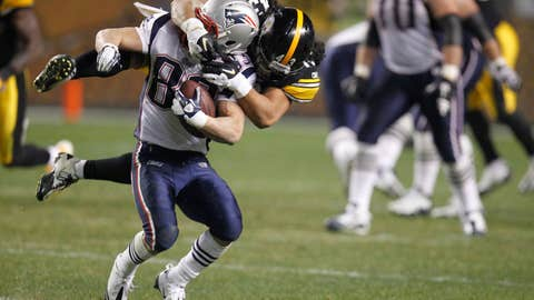 Dud - Welker vs PIT (ouch)