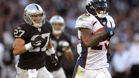 Stud – Willis McGahee vs OAK