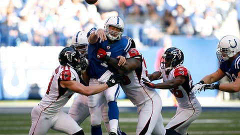 Dud – Colts WRs vs ATL