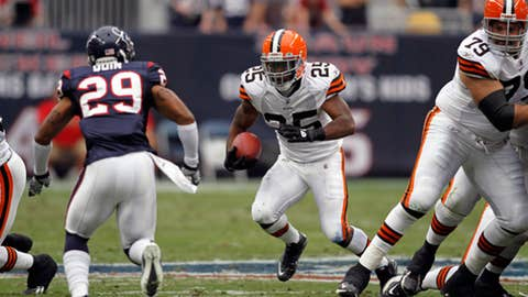 Dud – Browns RB vs HOU