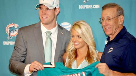 Ryan Tannehill – Dolphins (No. 8 pick overall)