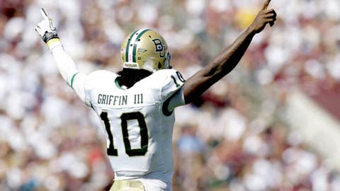 Robert Griffin III – Redskins (No. 2 pick overall)
