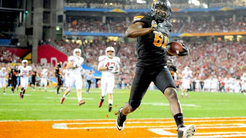 Justin Blackmon – Jaguars (No. 4 pick overall)