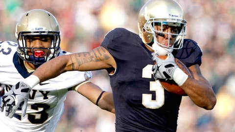 Michael Floyd – Cardinals (No. 13 pick overall)