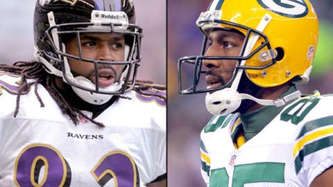 2. Torrey Smith: the new Greg Jennings
