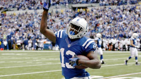 Start 'em - T.Y. Hilton vs JAX (Thurs.)