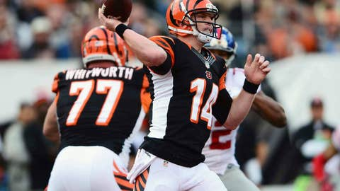 Stud - Andy Dalton vs NYG