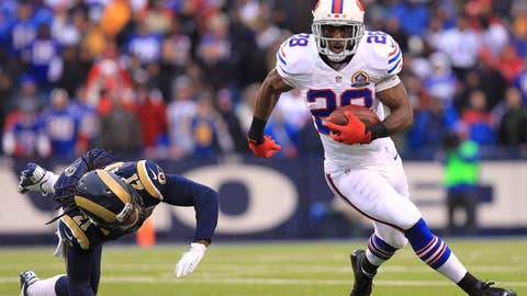 Start 'em - C.J. Spiller vs SEA