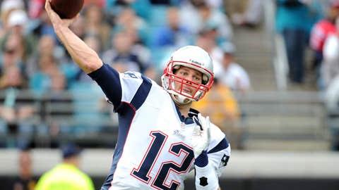 No. 4 - Tom Brady