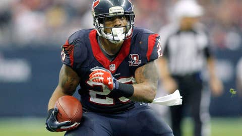 No. 2 - Arian Foster