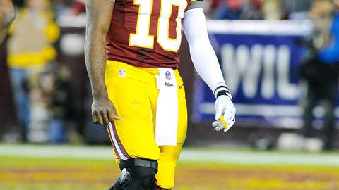 No. 9 - Robert Griffin III