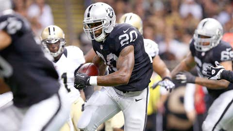 Start - Darren McFadden