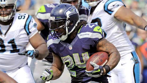 Dud - Marshawn Lynch vs. CAR