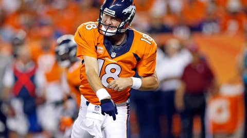 Pay Homage - Peyton Manning 60 Fantasy Points