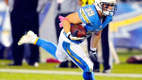 Start - Chargers' RBs