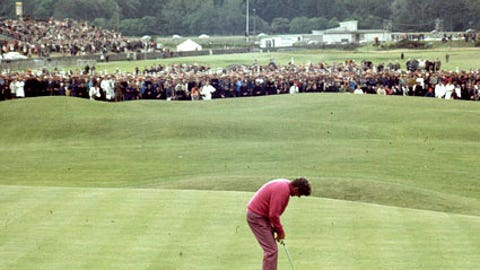Doug Sanders, 1970 British Open