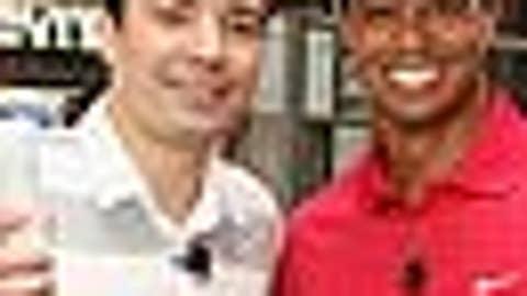 EA SPORTS Showdown on Broadway - Tiger Woods Photo Gallery 65
