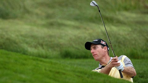 First round (Friday): Jim Furyk