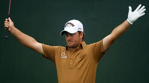 First round (Friday): Graeme McDowell