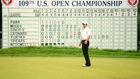 First round (Friday): Paul Casey