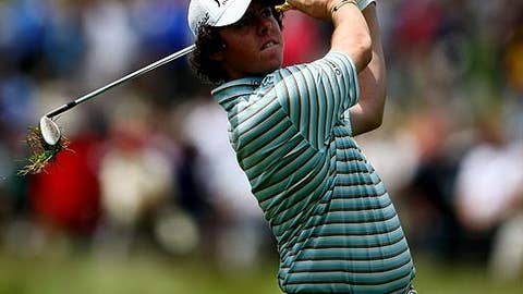 First round (Friday): Rory McIlroy