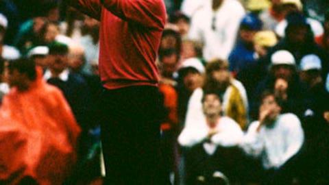 Scott Hoch, 1989 Masters