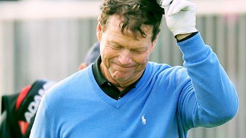 Tom Watson, 2009 British Open
