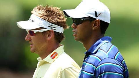 Tiger and Ian