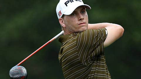 Stroud in contention for TPC title