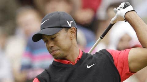 Tiger Woods (AP Photo/Ben Margot)