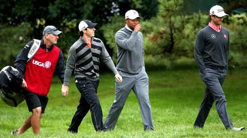 What a trio!