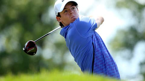 No glory for Rory