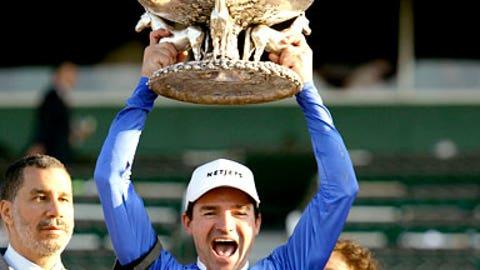 Trophy hoist