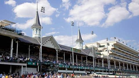 The 143rd Kentucky Derby