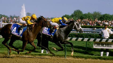 Winning Colors, 1988