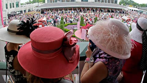 Sea of hats