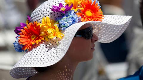 Spring hats
