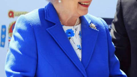 Royal presence