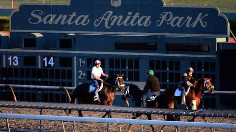 Santa Anita on trial