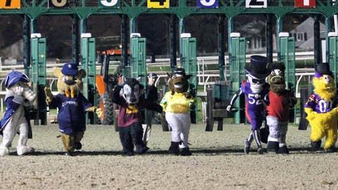Mascot races
