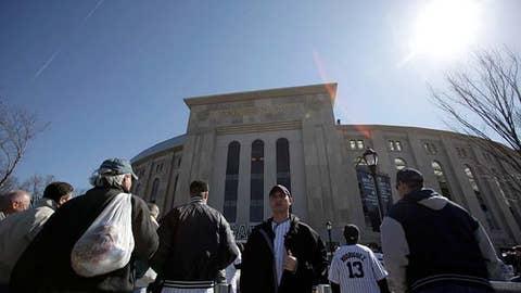 A day in the Bronx sun