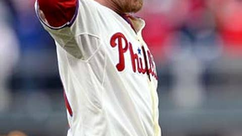 Brad Lidge, Phillies