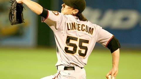 Can Tim Lincecum make history?
