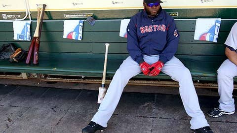 David Ortiz, Red Sox