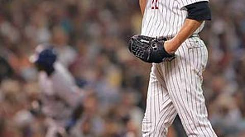 Goat: Clemens roughed up in the 1st in 2004