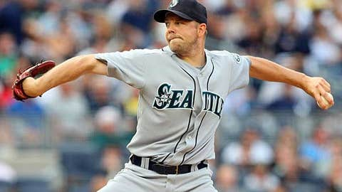 Jarrod Washburn, SP, Mariners