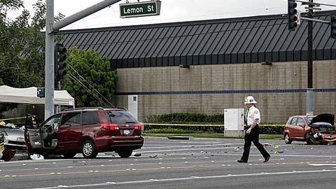 Lemon Street intersection
