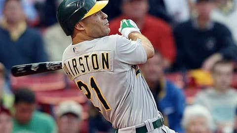 Scott Hairston, OF, A's