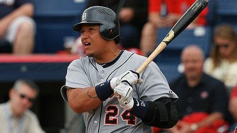 Detroit Tigers: Miguel Cabrera